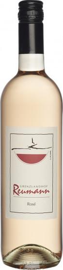 2020 Rosé halbtrocken - Grenzlandhof Weingut Familie Reumann